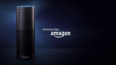 amazon echo series add a voice to your home with amazon s new amazon echo tv spot controlled by your voice song by