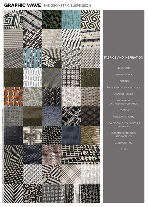 fabric pattern trends milano unica textil fabrics and accessories f w 2016 17