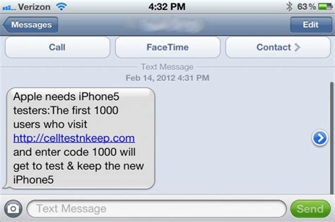 Free Iphone 5 Giveaway Text - iphone 5 rumor rollup for the week ending feb 17 network world