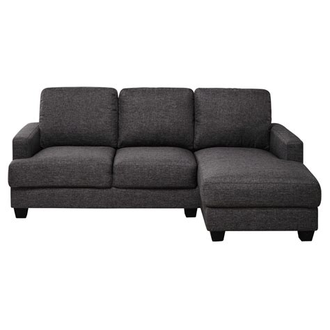 four seater corner sofa 3 4 seater fabric rhf corner sofa in heather grey