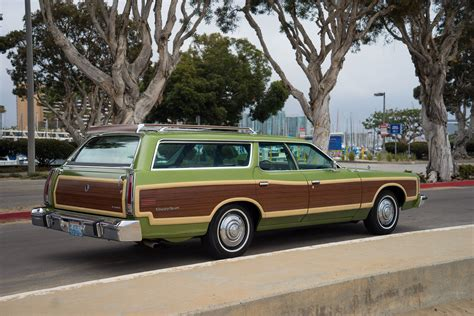 green ford station wagon 1974 ford ltd country squire station wagon green cars