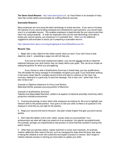Resume Exles With Summary Summary Exles For Resume Summary Resume Sles