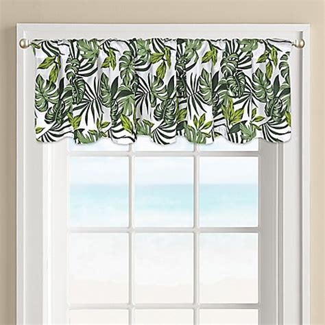 tropical curtains window treatments 25 best ideas about tropical valances on pinterest