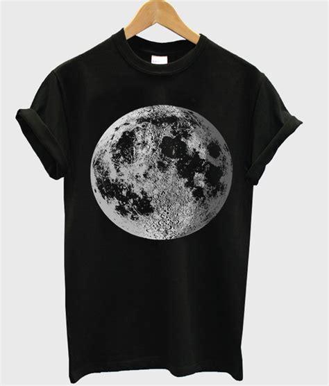T Shirt Moon moon tshirt