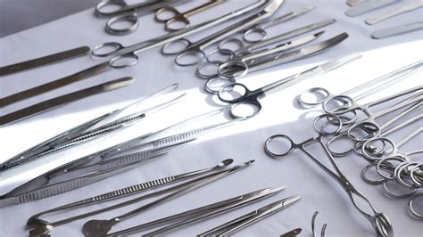 Surgical Instruments Wallpaper