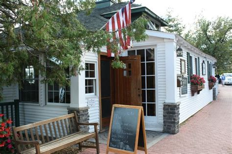 The Cottage Restaurant Lake Placid by Mirror Lake From Cottage Cafe Outdoor Seating Picture Of Cottage Cafe Lake Placid Tripadvisor