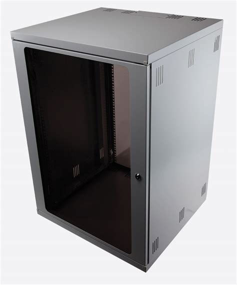 Wall Rack Cabinet by Enclosure Systems 4045524 G Cw Wall Rack Cabinet 24u