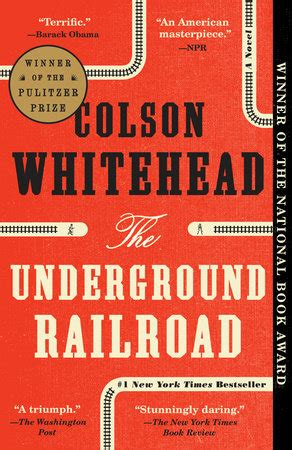 libro the underground railroad winner our 25 favorite oprah s book club and oprah s book club 2 0 picks