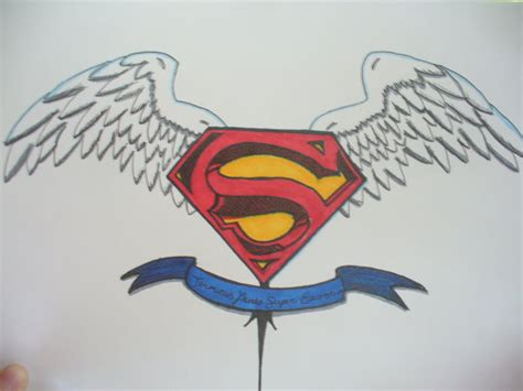 tribal superman tattoo pictures superman by enigmaticwrath on deviantart