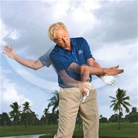 golf swing left knee action jim mclean my 3 releases for power golf digest