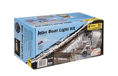 korr boat lights buy korr 8m boat lights white blue boating outdoors