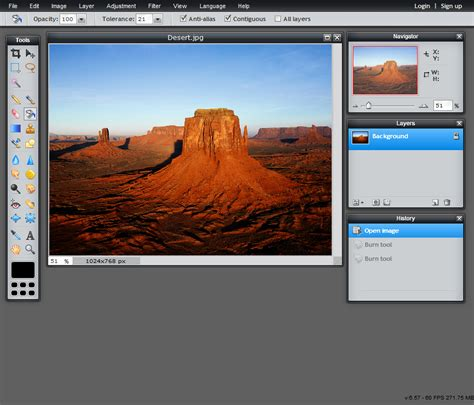 online tutorial c net edit photos like a pro with a web browser cnet