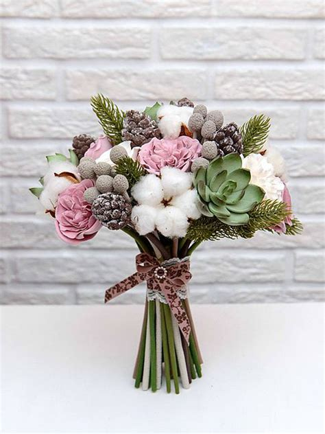 Wedding Bouquet Winter by Winter Wedding Flowers Bridal Bouquet 2017 Pictures Of