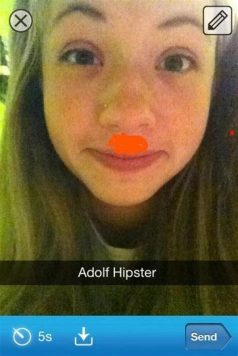 funniest hot dog snaps woman accidentally sends inappropriate snapchat to her