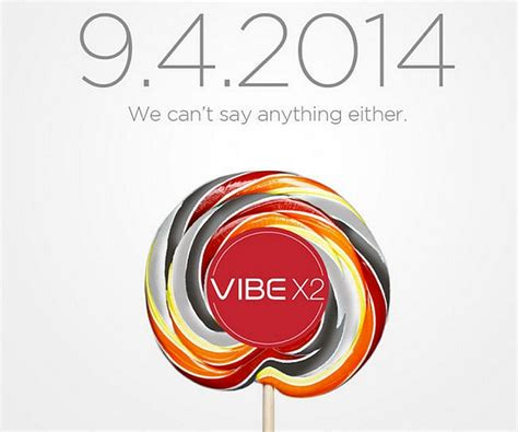 Lenovo Vibe X2 With Android 'Lollipop' Teased for