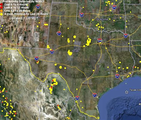 texas wildfire map map of texas fires wildfire today