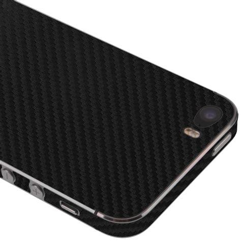 Iphone 5 5s Luxury Carbon Fiber Skin Casing Cover Bumper Armor skinomi techskin apple iphone se 5s 5 se 5se carbon