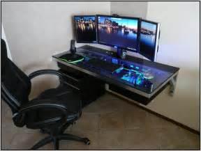 Image details for 10 best gaming computer desks design for a small