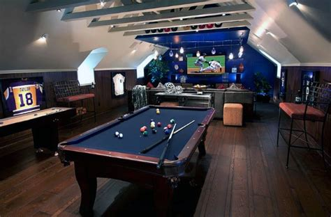 50 gaming cave design ideas for manly home retreats