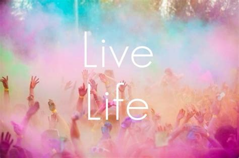 fun colors live life via tumblr image 887000 by korshun on favim com