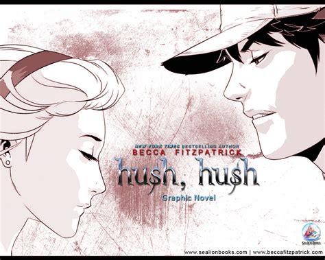 Hush A Novel hush hush archives