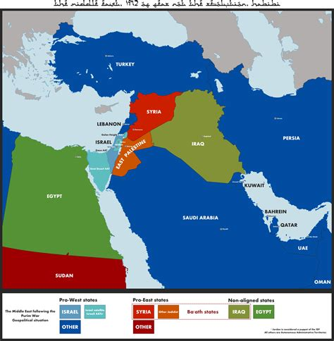 middle east map facts fear not the revolution habibi s middle east 1972 by