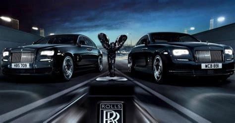 Wishing On A Rolls Royce For Luxury Rolls Royce Wraith Black Badge Edition