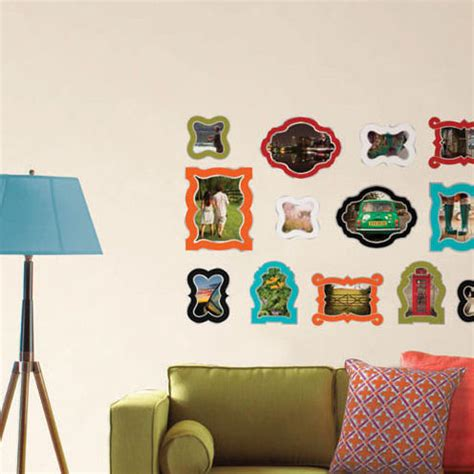 frame stickers for walls frame wall decals wall decals 2017