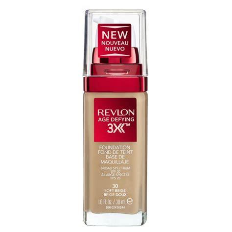 Bedak Revlon Age Defying revlon age defying firming lifting makeup soft beige chemist warehouse