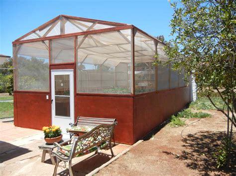 backyard aquaponics greenhouse become a backyard farmer with portable farms 174