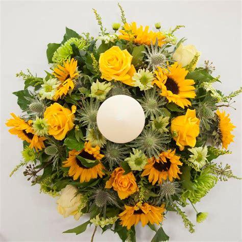 17 Best Ideas About Sunflower Table Arrangements On
