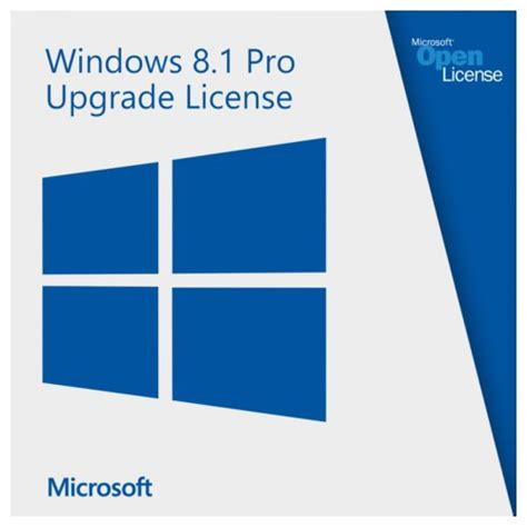 Microsoft Windows 8 1 microsoft windows 8 1 pro upgrade license key