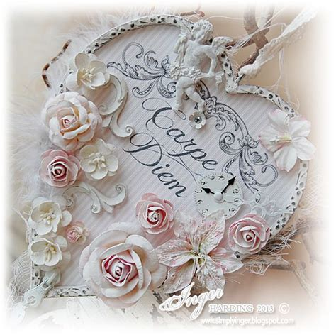 1000 Images About Shabby Chic Crafts On Pinterest Shabby Chic Crafts