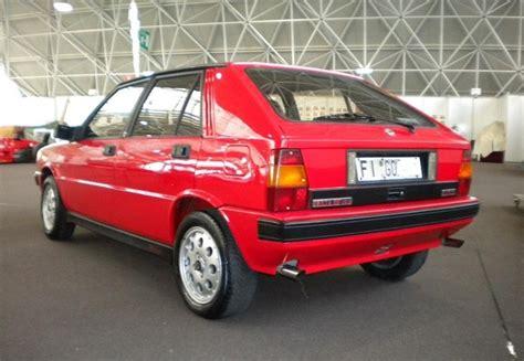Lancia Delta Hf For Sale 1987 Lancia Delta Hf 4wd Classic Italian Cars For Sale
