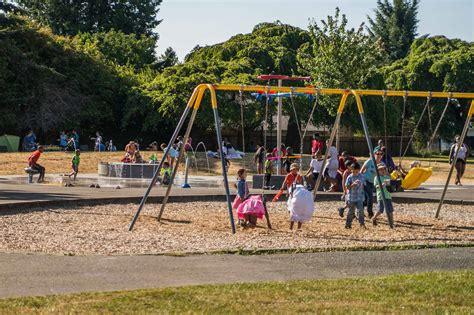 Home And Garden Art Seattle - highland park playground parks seattle gov