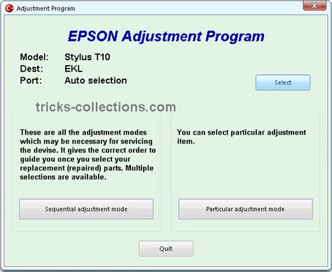 resetter epson stylus t11 download adjustment program epson t10 resetter epson t10 tricks