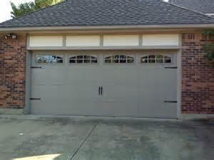carriage style garage door inside carriage garage doors