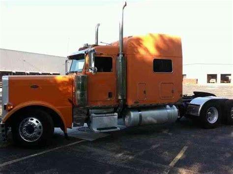 Extended Sleeper Trucks by 359 Extended 1987 Sleeper Semi Trucks
