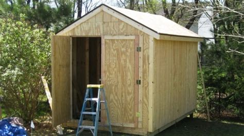 outdoor storage shed cost angies list
