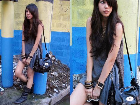 Simetris Back Dress Bangkok prieto forever 21 vest random from bangkok dress parisian bag zara boots back to