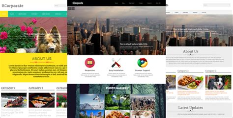 31 responsive blogger templates free website themes