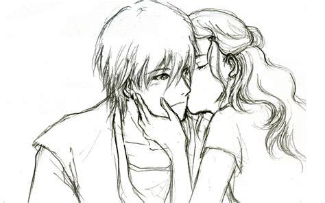 Anime Hug by Anime Hug Sketch Drawing Gallery Sad Anime Hug