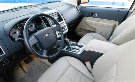 2008 Ford Edge Interior by Car And Driver