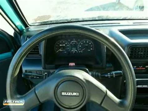 Suzuki Sidekick Problems 1995 Suzuki Sidekick Problems Manuals And Repair