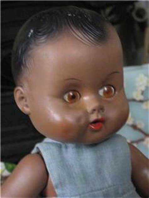 black doll inc 17 quot vintage black ginny baby doll by vogue dolls inc