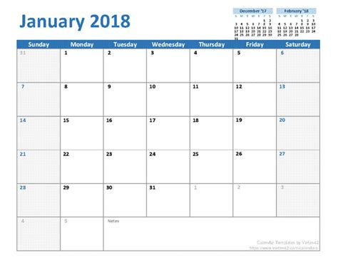 2018 calendar template for powerpoint 2010 calendars office