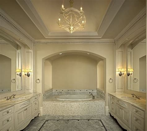 Interior Photos Luxury Homes Michael Molthan Luxury Homes Interior Design Traditional Bathroom Dallas By
