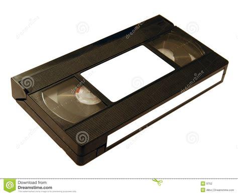 tapetentür vhs videotape stock photography image 9752