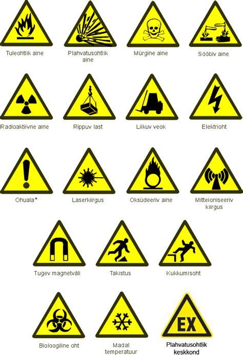 Sticker Safety Sign K3 Bahaya Bahan Area Laser 30cm Wskim 102 Sotsiaalministri 30 Novembri 1999 A M 228 228 Ruse Nr 75