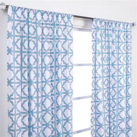 geometric pattern drapes softline home fashions tribeca gun metal curtains